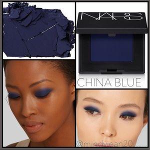 NARS SINGLE SHADOW 🖤 BLUE CHINA